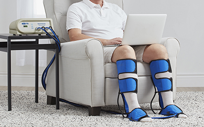 Compression Machines for Leg